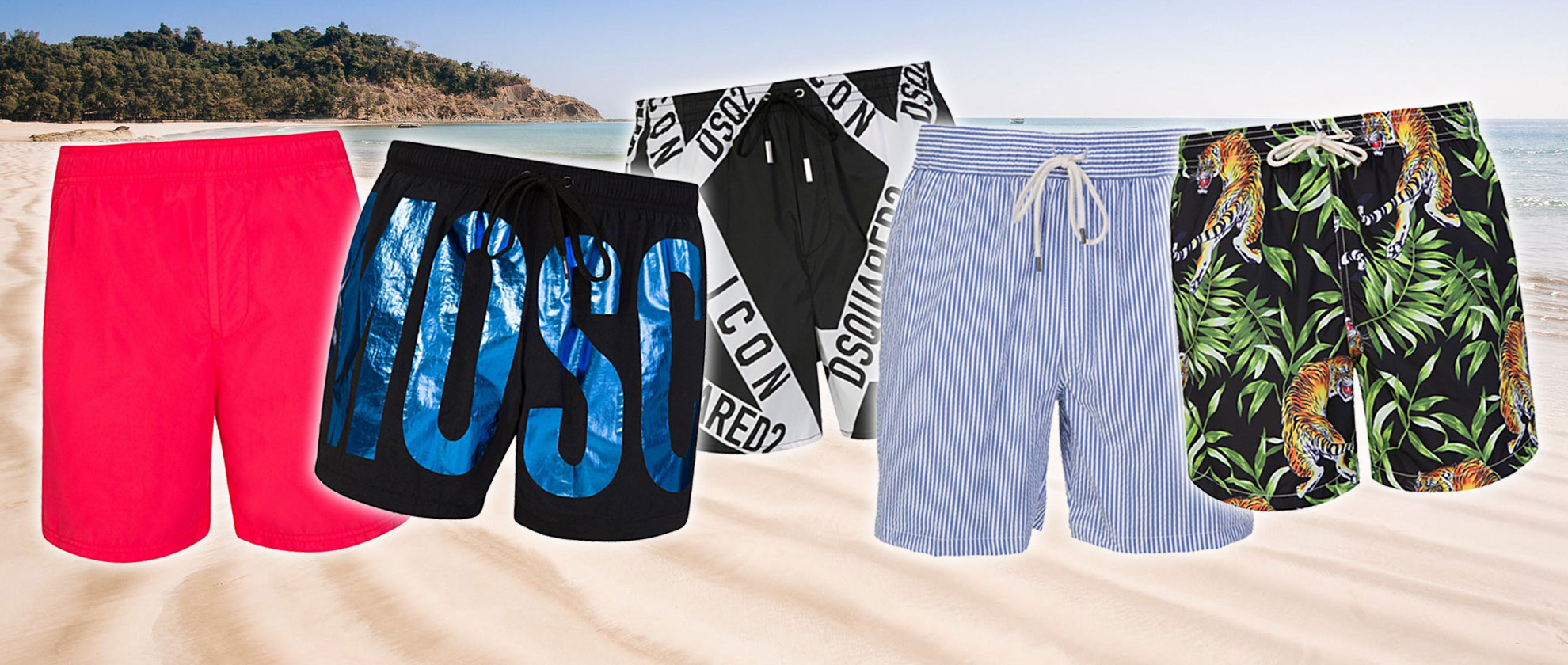Men's most wanted sensational swimwear shorts
