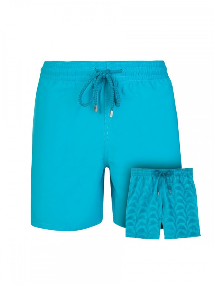 Vilebrequin Water-Reactive Fathers Day Swim Shorts