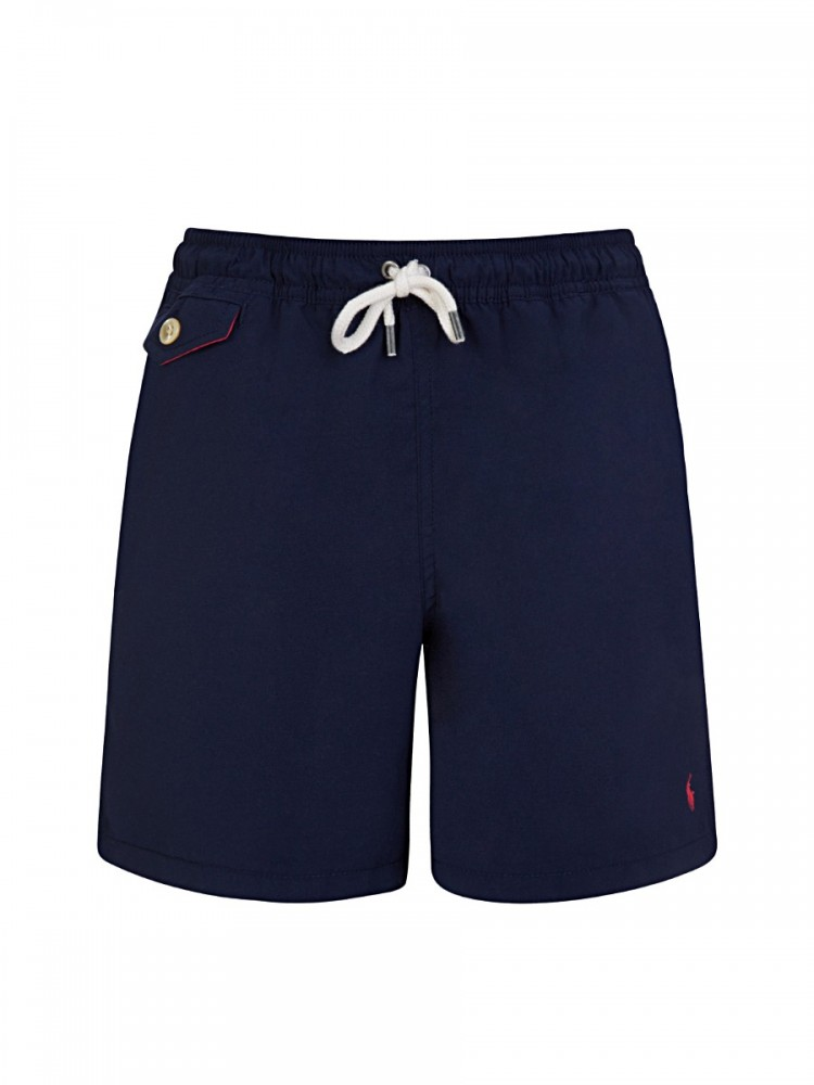Polo Ralph Lauren Kids Navy Swim Shorts