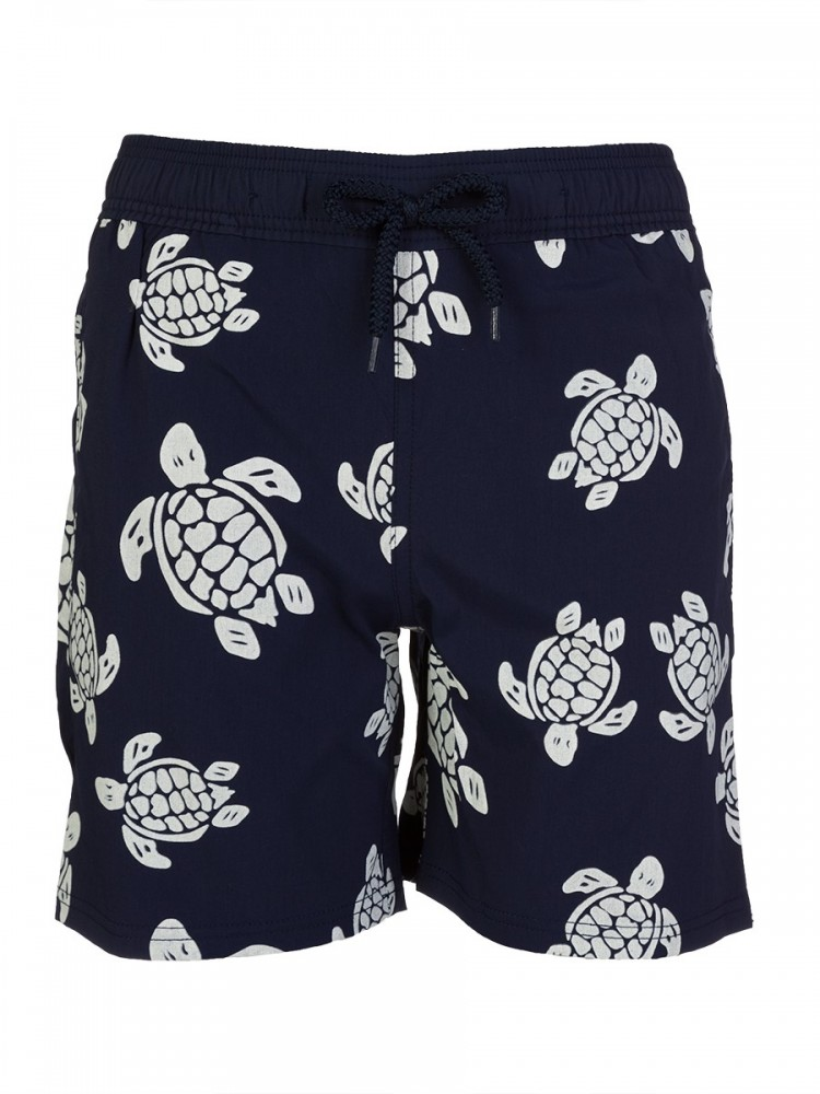Vilebrequin Navy Glow Swim Shorts