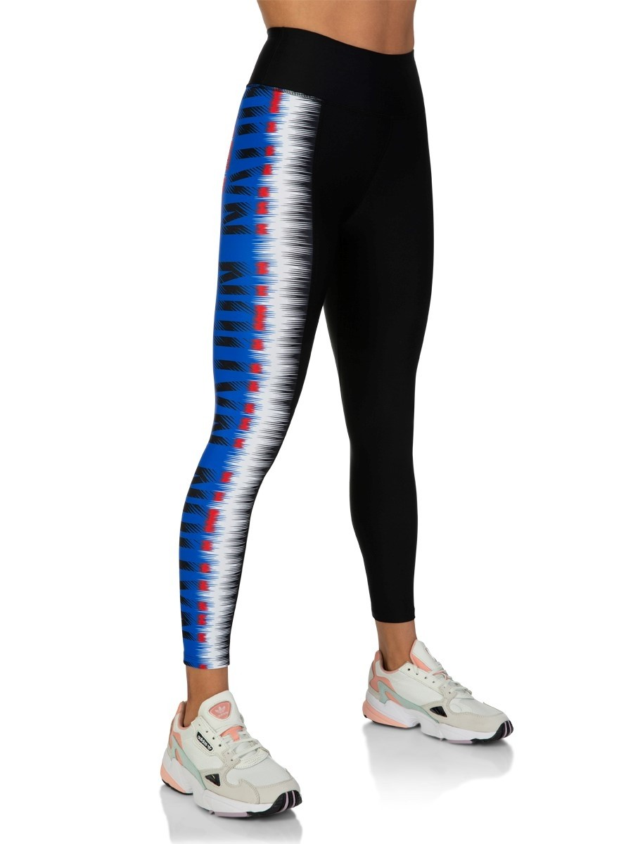 P.E Nation Black Rerun Leggings
