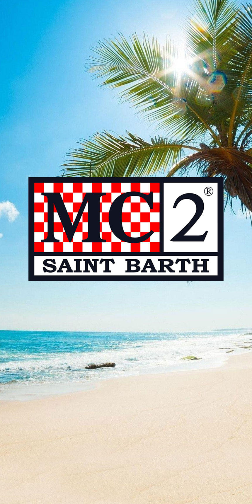 Make A Splash with MC2 Saint Barth