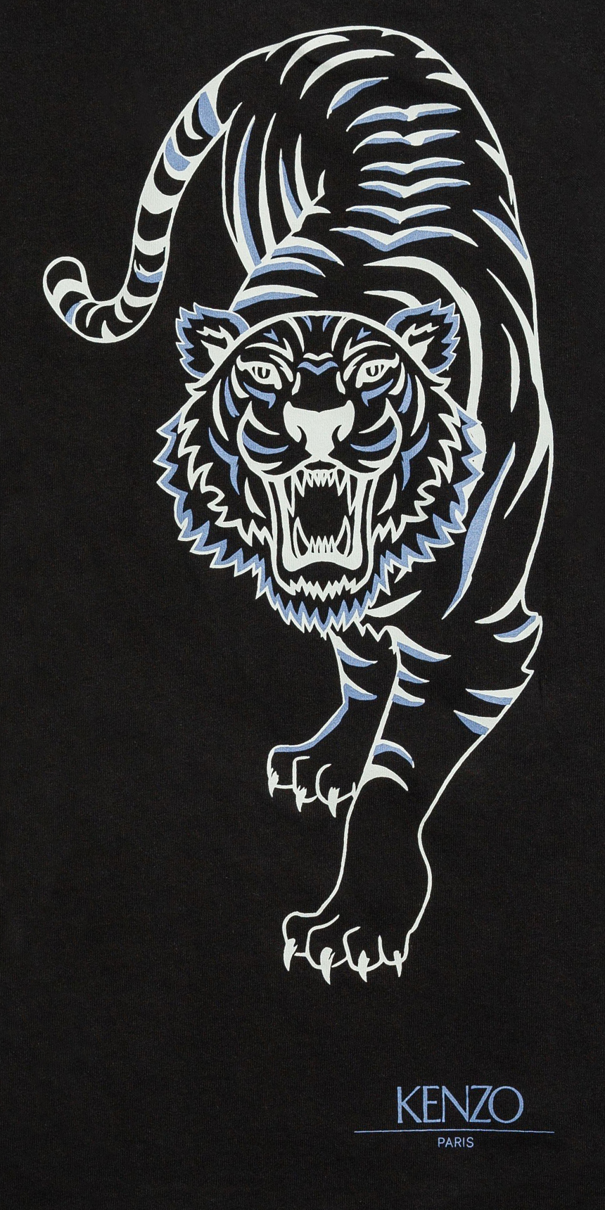 Staff Pick: KENZO Two Tiger Print T-Shirt