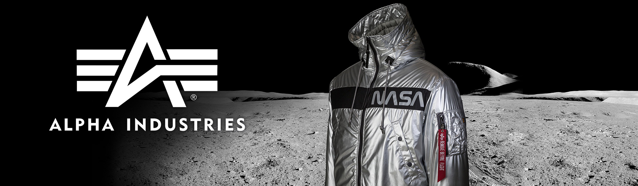 Staff Pick: Alpha Industries Silver N-3B NASA Jacket