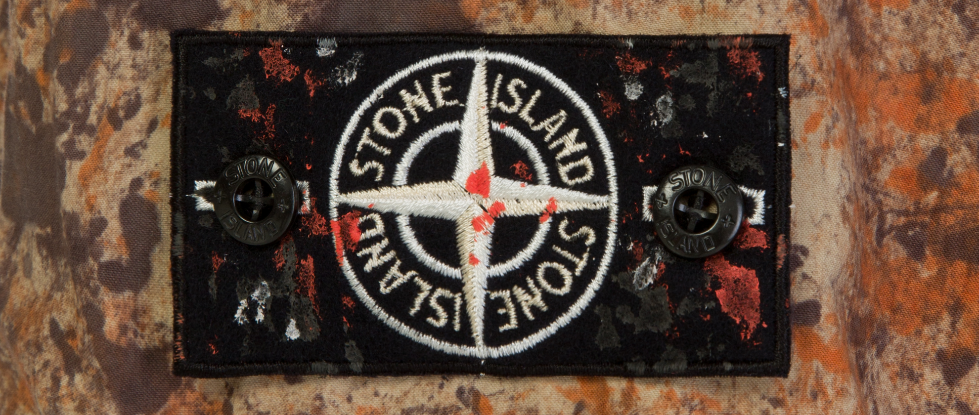 Stone Island Limited Edition Camouflage Paintball Collection In-Store and Online Now!