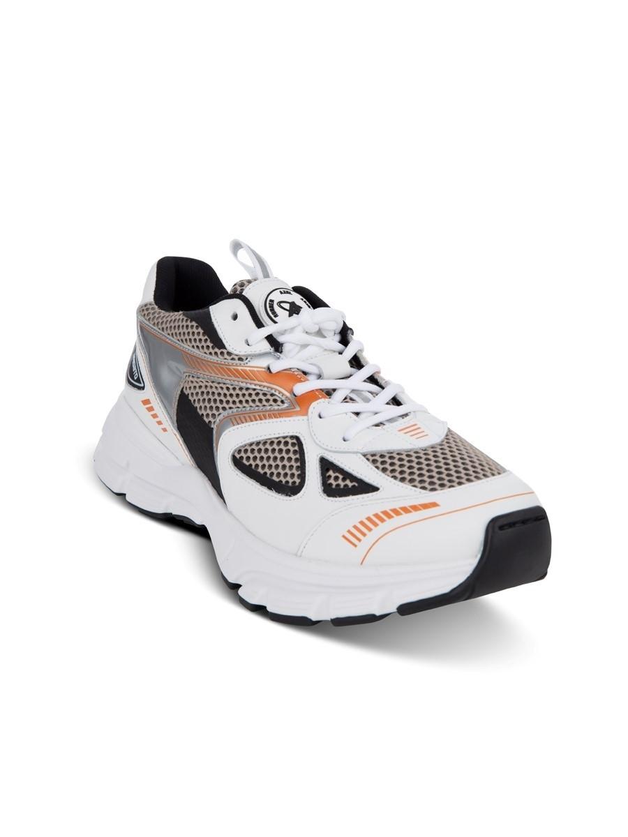 Axel Arigato White Marathon Runner Trainers