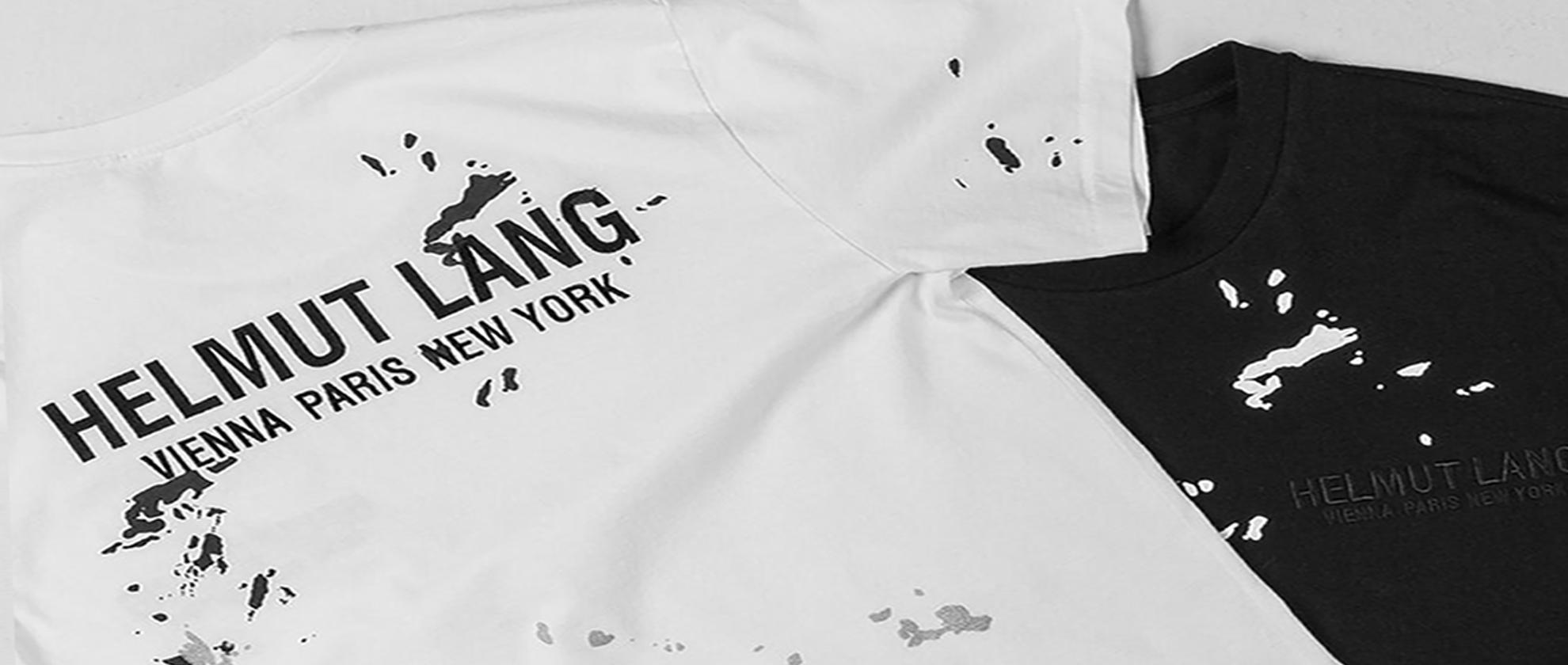 Brand Spotlight: Helmut Lang