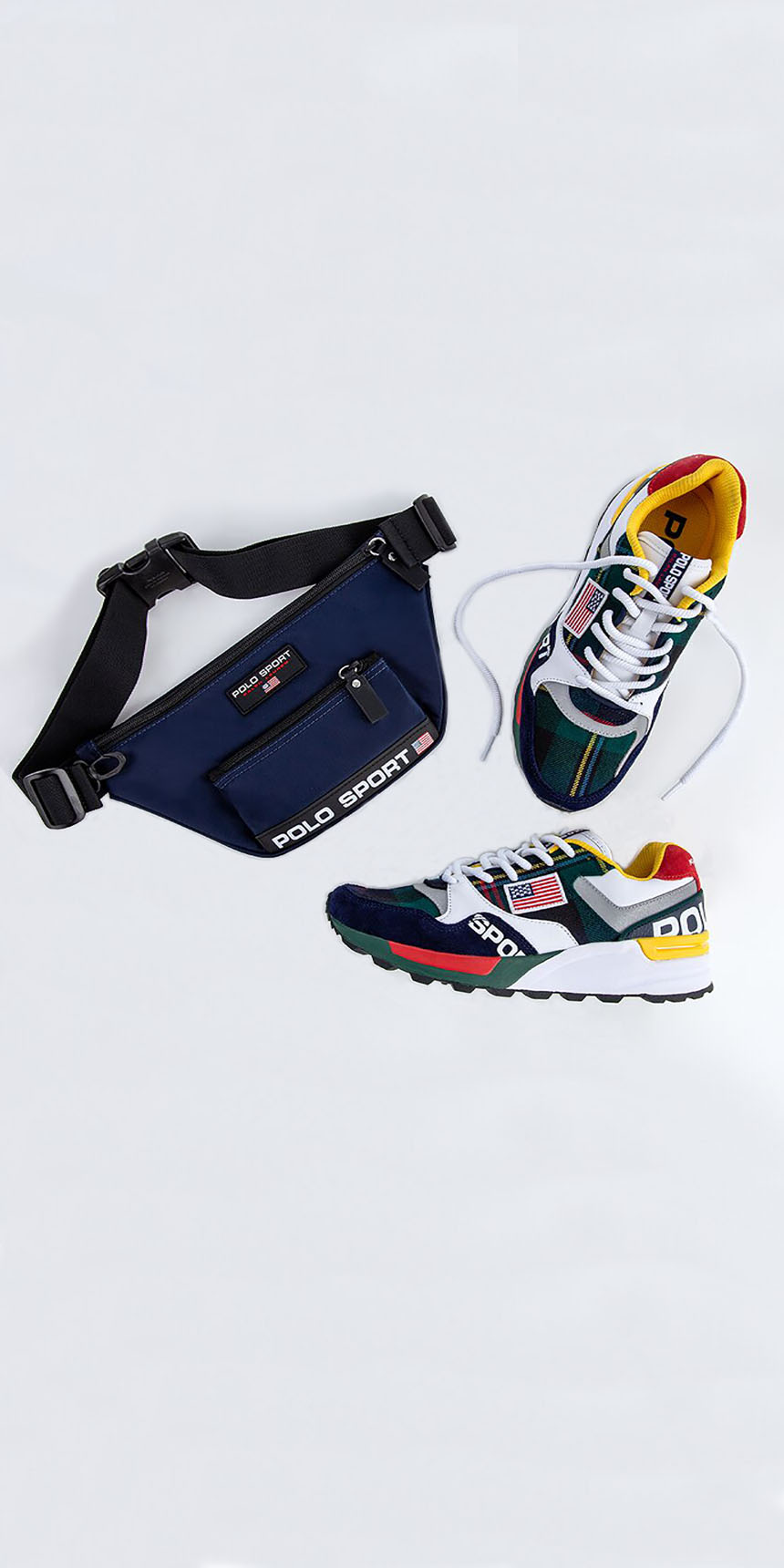 Relaunched Polo Sport Collection Inspires '90s Nostalgia