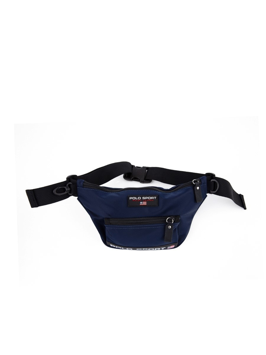 Polo Ralph Lauren Navy Polo Sport Nylon Waist Bag