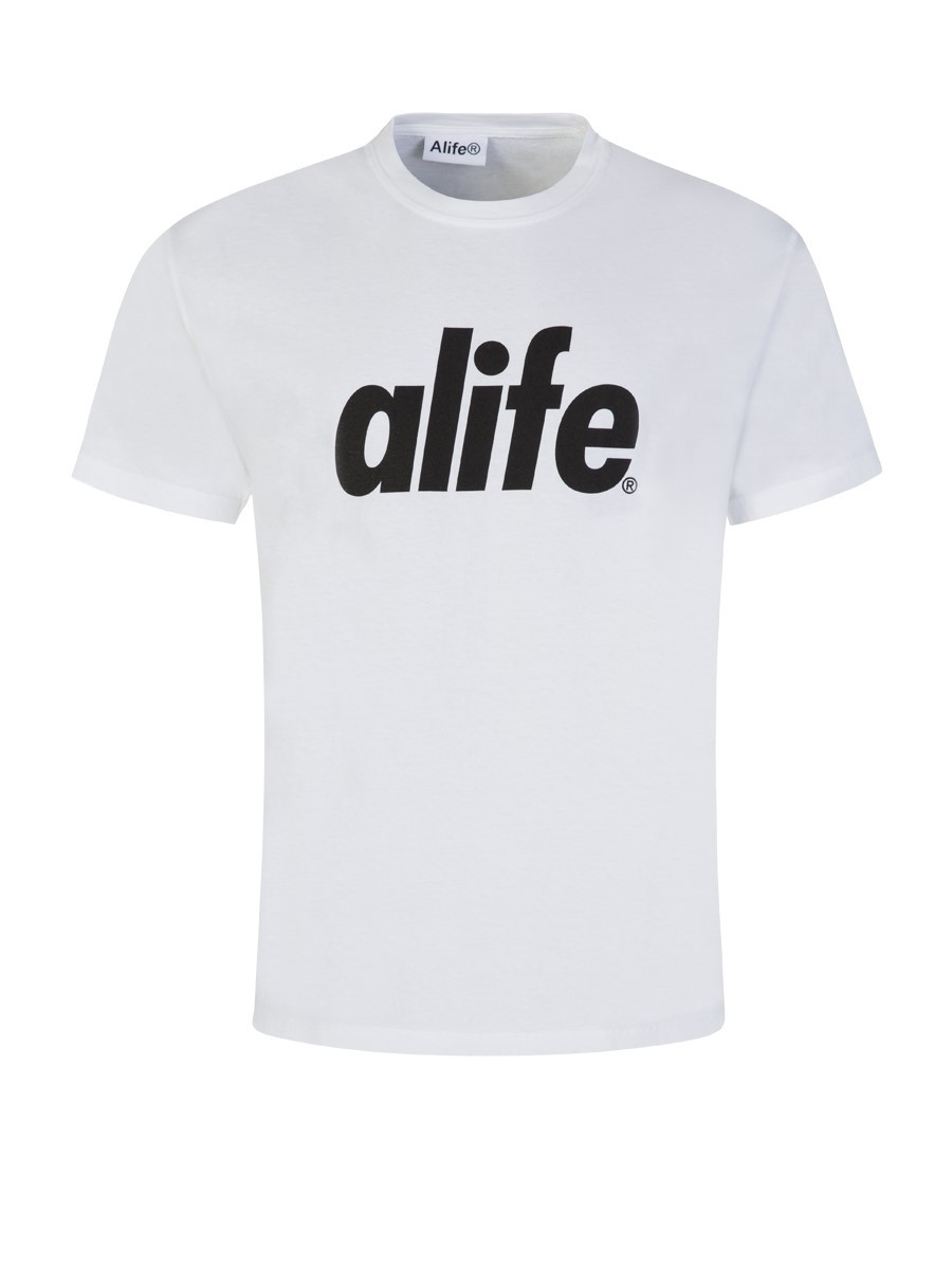 Alife White Core Logo T-Shirt