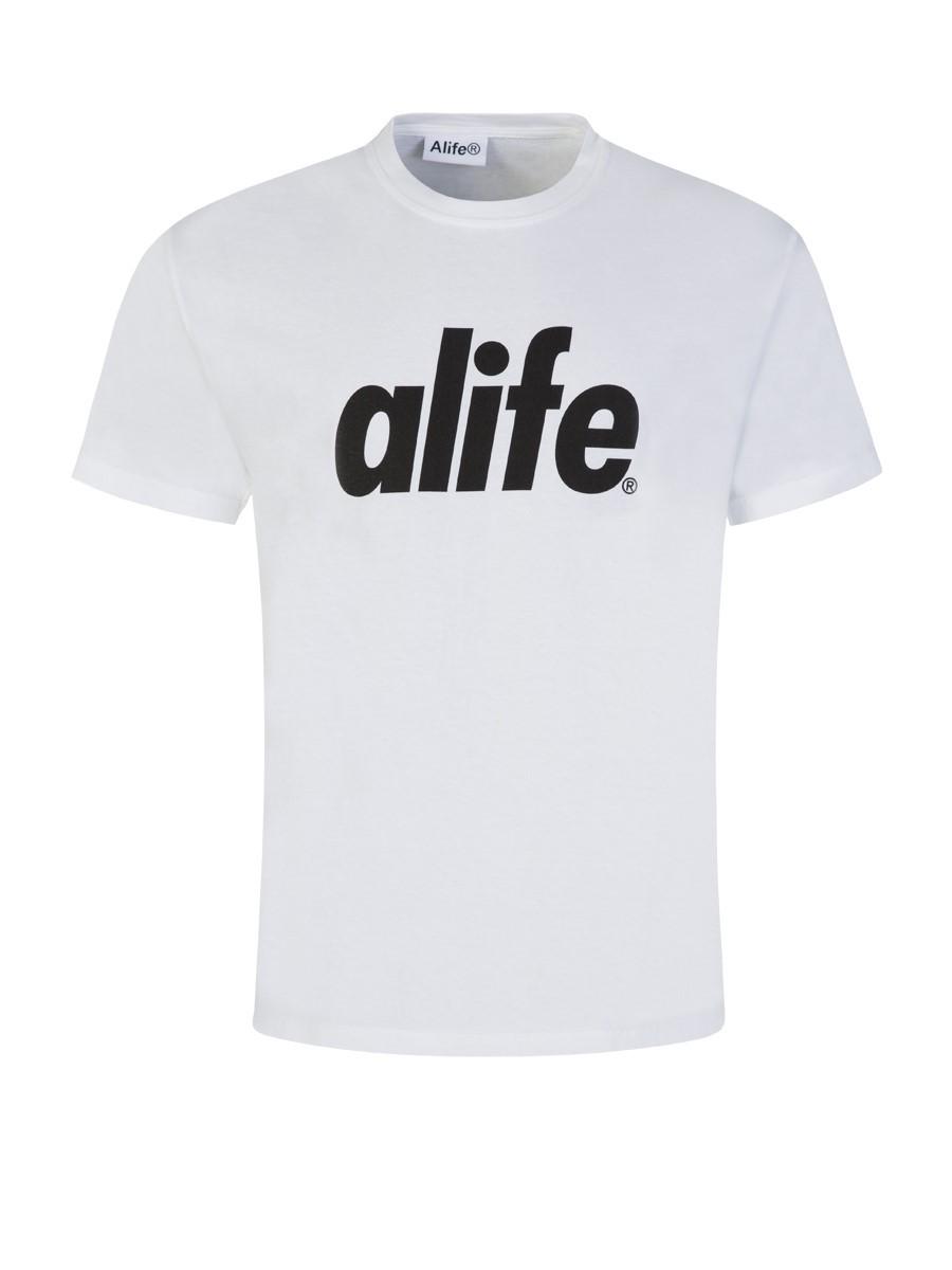 Alife White Core Logo T-Shirt