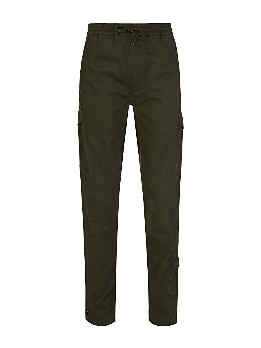 Maharishi Olive Green Cargo Pants
